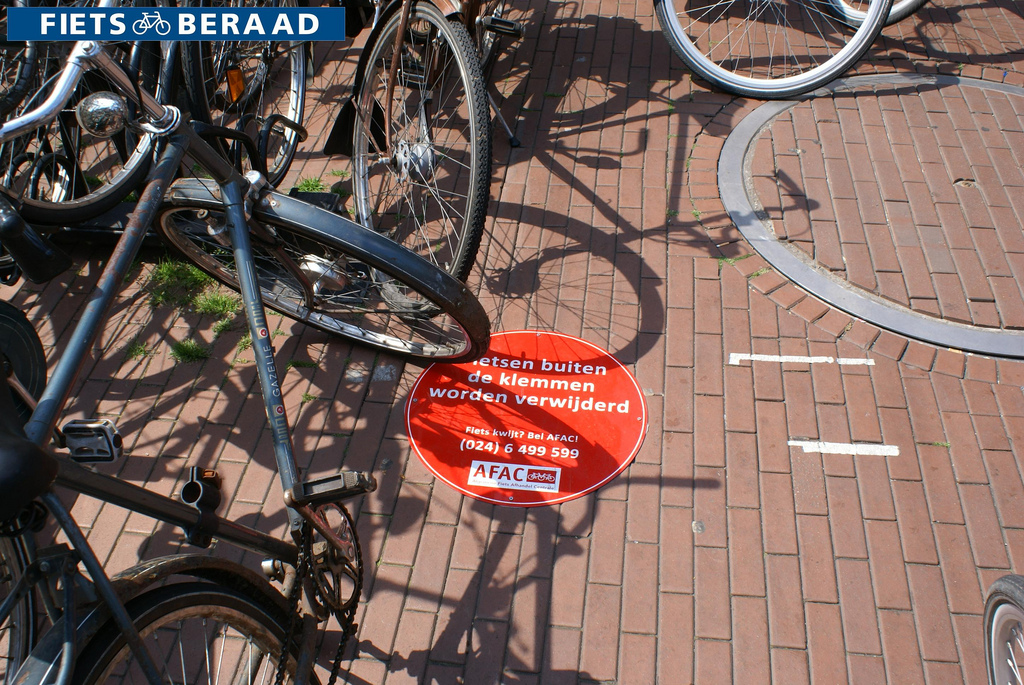 AFAC-Nijmegen - Algemene Fiets Afhandel Centrale