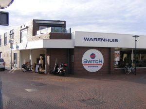Kringloopwinkel 2Switch Wierden warenhuis