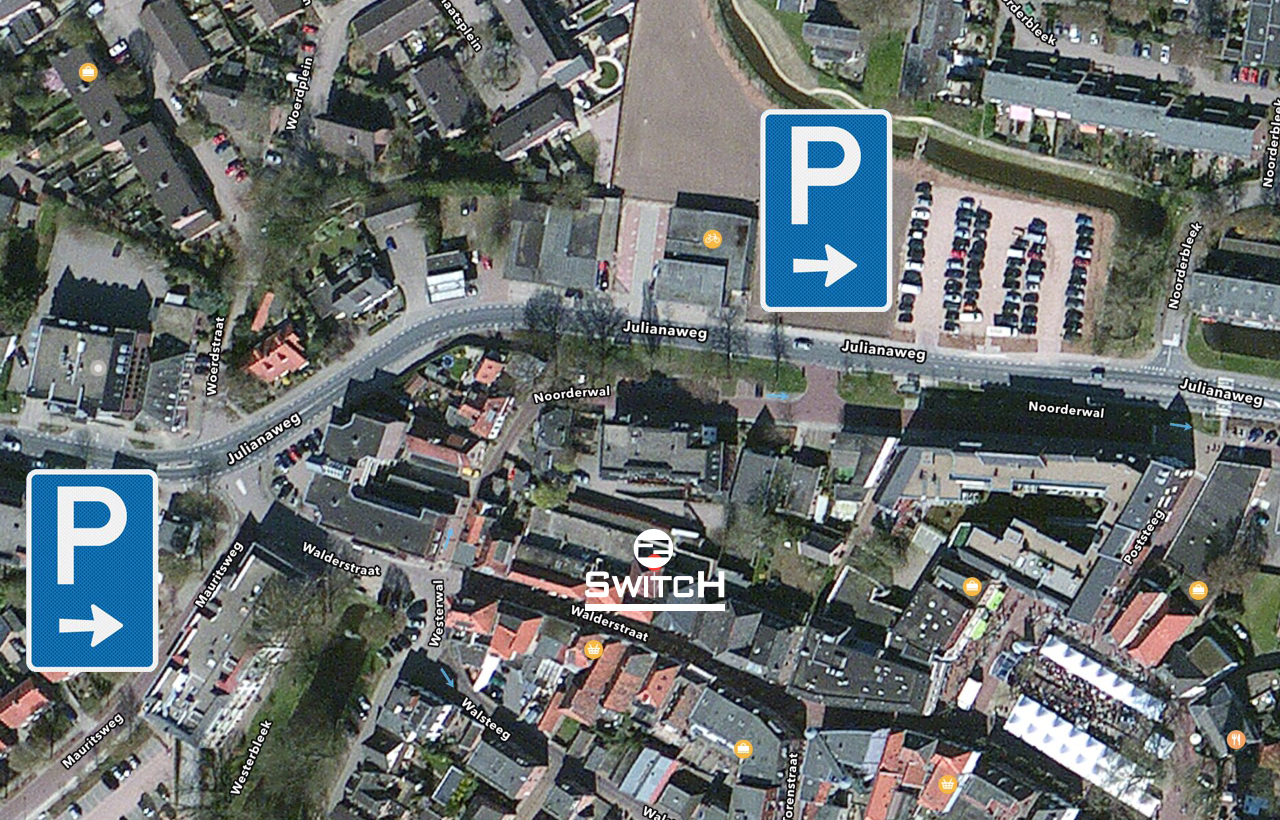 Locatie Kringloopwinkel 2Switch Lochem