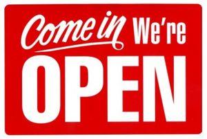 2Switch kringloopwinkel Raalte vandaag en komende dagen gewoon geopend!