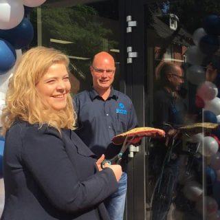 2Switch kringloopwinkel Venray op vrijdag 11 mei feestelijk geopend door wethouder Anne Thielen