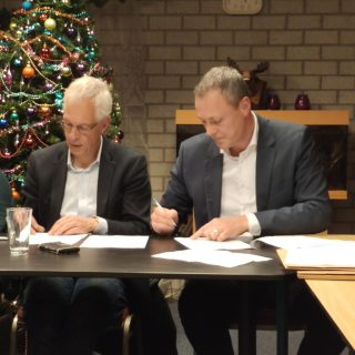 Secunda ondertekenen overeenkomst bestuursoverdracht