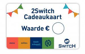 2Switch Cadeaukaart