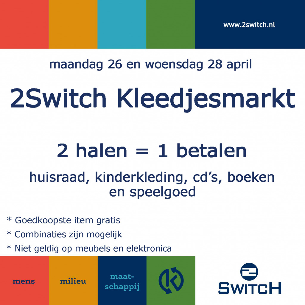 2Switch Kleedjesmarkt